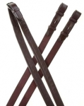 Collegiate Concealed Grip Leather Reins