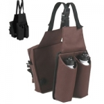 Combo Saddle Bags with Two Water Bottles