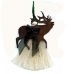 Cowboy Collectibles Horse Hair Elk Ornaments