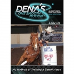 DENA KIRKPATRICK: ONE SMOOTH MOTION - Barrel Racing DVD