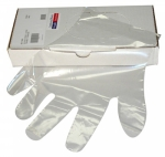 Disposable Plastic Wrist Length Gloves