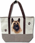 Dog Breed Tote Bag - Akita