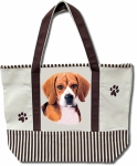 Dog Breed Tote Bag - Beagle