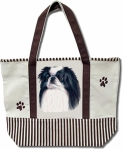 Dog Breed Tote Bag - Japanese Chin