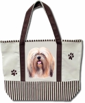 Dog Breed Tote Bag - Lhasa Apso