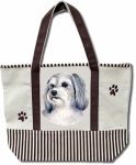 Dog Breed Tote Bag - Maltipoo