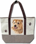 Dog Breed Tote Bag - Norfolk Terrier