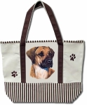 Dog Breed Tote Bag - Rhodesian Ridgeback