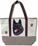 Dog Breed Tote Bag - Schipperke