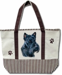 Dog Breed Tote Bag - Scottish Terrier