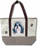 Dog Breed Tote Bag - Shih Tzu
