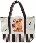 Dog Breed Tote Bag - Welsh Terrier