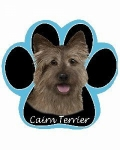 Dog Paw Mousepads - Cairn Terrier