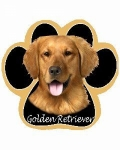 Dog Paw Mousepads - Golden Retriever