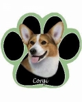 Dog Paw Mousepads - Welsh Corgi