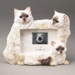 Dog Picture Frame - Himalayan (4x6)