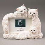 Dog Picture Frame - Persians (4x6)