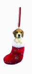Dog Stocking Ornament - Beagle