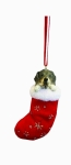 Dog Stocking Ornament - German ShorthaiRed Pointer