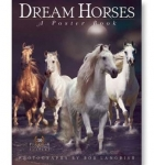 Dream Horses Poster Book by Bob Langrish