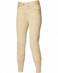 DUBLIN ACTIVE ADJUSTABLE WAIST EURO SEAT FRONT ZIP BREECHES