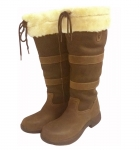 Dublin Eskimo Fleece Lined Boot