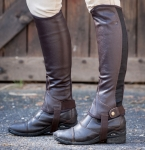 Dublin Flexi Leather Half Chaps II - KIDS