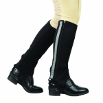 Dublin Neoprene Safety Half Chaps