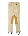 DUBLIN PYTCHLEY CHILDS ADJUSTABLE WAIST JODPHURS