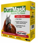 DuraMask Equine Fly Mask with Ears