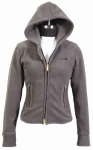 E COUTURE Ladies Canyon Fleece Jacket