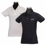 E COUTURE Ladies Heritage Polo Shirt