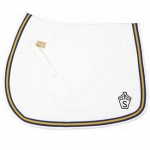 E COUTURE Swedish Warmblood All Purpose Saddle Pad