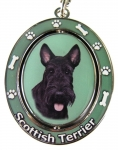 E&S Pets KC-35 Scottie Dog Keychain