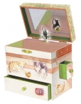 Enchantmints Curious Kittens Music Jewelry Box