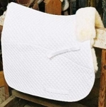 Engel Sheepskin All Purpose Square Saddle Pad