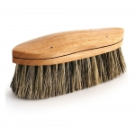 English Charger Horse Brush
