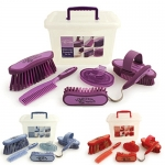 Equestria Sport 7-piece Carry Box Grooming Set