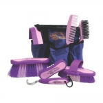 Equestria Sport Grooming Set, 8 Pc Purple