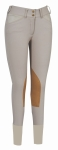Equine Couture Children's Coolmax Champion Breech-Front Zip