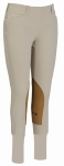 Equine Couture Ladies Coolmax Champion Euroseat Breech