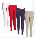 Equine Couture Ladies Regatta Knee Patch Breech
