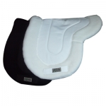 Exselle All Purpose Saddle Pad Black