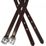 Exselle Elite Half Hole Leathers in 3/4