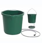 Farm Innovators Heated Flatback Bucket 5 GAL