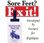 Farriers' Fix Hoof Oil - 16 oz