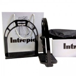 Fast Forward Black Aluminum Stirrups