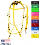 Feather-Weight® Horse Open Bridle Synthetic
