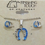 Finishing Touch Double Horse Shoe Gift Set