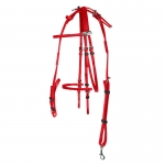 Finn-Tack American Bridle complete, Synthetic, 100